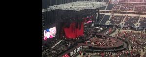 Taylor Swift Red Tour at Dallas Cowboy Stadium