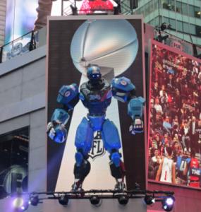 Cletus Super Bowl 2014
