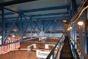 Joe Louis Arena, Detroit, MI