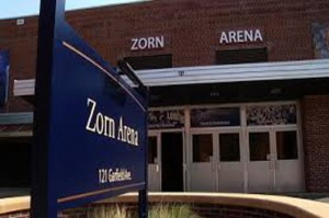 Zorn Arena at University of Wisconsin, Eau Claire