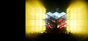 Deadmau5 DJ LED Cube 2.1